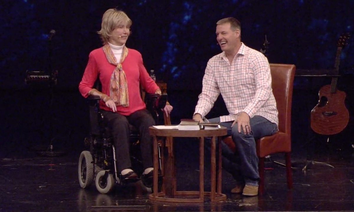 A Spectacle Of Glory An Interview With Joni Eareckson